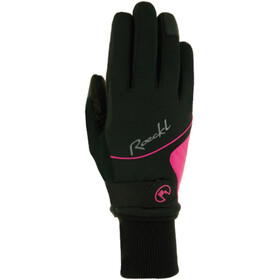 Roeckl Wallis Bike Gloves Women black/pink